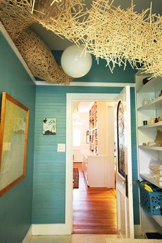 Paint colors that match this Apartment Therapy photo: SW 6167 Garden Gate, SW 6138 Artifact, SW 6106 Kilim Beige, SW 6388 Golden Fleece, SW 6467 Kendal Green