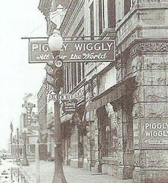 1935 First Piggly Wiggly in Owensboro Ky. On Allen Street