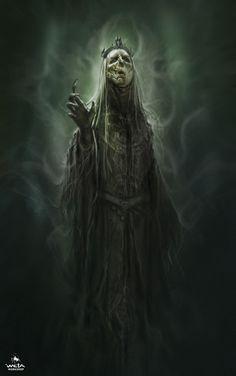 ArtStation - The Hobbit - Ringwraiths, WETA WORKSHOP DESIGN STUDIO