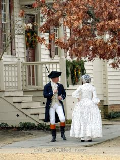 Colonial Williamsburg VA.... love this place! When I retire I seriously want to work here as a re-enactor.