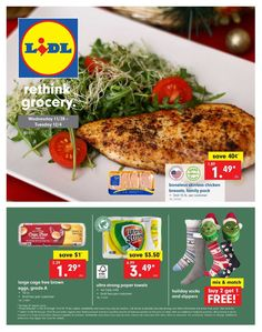 Search Lidl Weekly ad or Lidl Offers this weeks and digital coupons, lidl weekend offers, grocery savings weekly specials, and grocery store from Lidl usa. Holiday Socks, 28 December, Brown Eggs, Digital Coupons, Weekly Specials, Weekly Ads, Boneless Skinless Chicken, Lidl, Brown Paper
