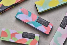 Melez Tea Gift Packs on Packaging of the World - Creative Package Design Gallery
