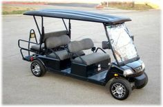 T Sport Electric Golf Carts
