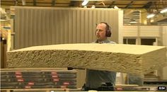 Mineral Wool insulation – Look, it doesn't sag!  • Resists fire & mold growth  • Installs without gaps (unlike fiberglass)  • Higher R-Value than fiberglass  • Recycled content