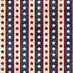 "1 yd 21/"" Stars /& Stripes Forever Dan Morris QT Patriotic Tan Stars on Dark Red"