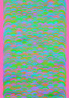 Giclee Print: Another Good Day by Fimbis : Try Something New, Brush Strokes, Gradient Color, Good Day, How To Introduce Yourself, Printing Process, Giclee Print, Print Patterns, Abstract Art