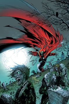 SPAWN.COM >> COMICS >> SPAWN >> MONTHLY SERIES >> ISSUE 118