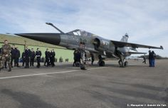 French Armée de l'Air Dassault Mirage F1 CR No. 647.Now handed over to  training school for non-commissioned officers of French Air Force (EFSOAA),which also trains NCO's  student officers for the Armée de Terre  Gendarmerie.