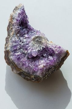 Amethyst Stone Luck Stone Removing Negative by TherapyStonesOne