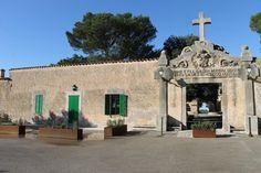 Vom Kloster Santuari de Cura in Randa hat man eine Sicht von Alcudia bis Palma