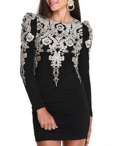 Buy Karen Embroidery Dress Women's Dresses from DJP OUTLET. Find DJP OUTLET fashions & more at DrJays.com