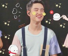 Jongin be like : whatever he do is always cute, especially naked under my skin it would be a perfect view Kyungsoo, Kaisoo, Exo Chanyeol, Kris Wu, D O Exo, Exo Do, Mamamoo, K Pop, Nct