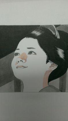 和服の女性