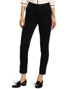 Fred Perry Women's Flood Length Skinny Trouser Fred Perry. $145.80. Skinny trouser. Flood length. 98% Cotton/2% Elastane. Made in China. Hand Wash