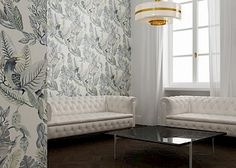 Wallpaper collection designed by Francesca Greco