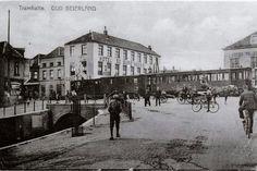 Tramhalte Oud-Beijerland Oostdijk