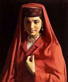 Картина таджикской невесты была продана за 14 млн. долларов
