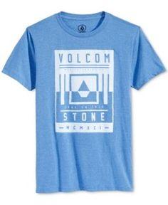 Volcom Men's Tablet Logo T-Shirt  -