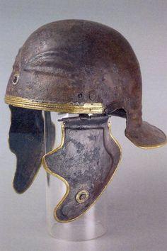 Roman helmet, 2nd century A.D. Croatia