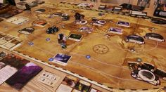 Here's our Eldritch Horror review! Great horror game!
