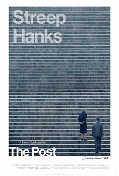 THE POST movie review starring Meryl Streep, Tom Hanks, Bob Odenkirk, Sarah Paulson, David Cross, Alison Brie, and Tracy Letts!  #thepost #washingtonpost #pentagon #politics #stevenspielberg #merylstreep #davidcross #bobodenkirk #tomhanks #carriecoon #sarahpaulson #tracyletts #historia #history #news #newspaper #movies #moviereview #movie #moviescene #moviestv #movienight #moviereviews #film #filmisnotdead #filmmakers #filmmaking #cinema #netflix #netflixandchill #movieposters2 #mov