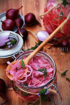 Pickled Onions, Pickles, Vegetables, Food, Canning, Veggies, Veggie Food, Meals, Vegetable Recipes