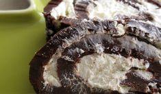 Σοκολατένιος Κορμός με Νουτέλα & μπισκότα έτοιμο σε 15′ χωρίς ψήσιμο