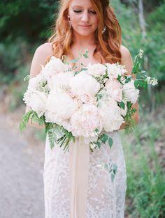 A Rustic Meets Romantic Aspen Wedding