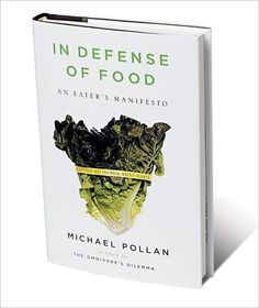 Giveaway Time Win a Copy of Michael Pollan's Book!