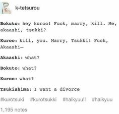 Watch Haikyuu, Haikyuu Funny, Kuroo, Haikyuu Anime, Haikyuu Characters, Anime Characters, Akaashi Keiji, Kurotsuki, Volleyball Anime