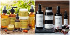 From Sequoia to Laurel Whole Plant Organics