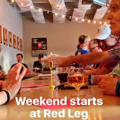 Cheers to a great weekend! @redlegbrewco #craftbeer #brewerylife #colorado #coloradosprings http://www.720media.com/blog/
