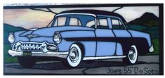 Classic Cars - From Delphi Artist Gallery