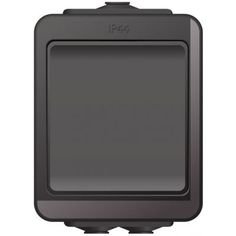 2047211 6/1-kytkin 10A/250V pinta-asennukseen. Kotelointiluokka IP44. Väri musta. Sheet Pan, Products, Poland, Springform Pan, Gadget