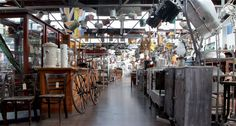 Doug Up On Bourke - industrial, commercial, rustic antiques