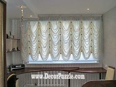 French curtain style for kitchen window, curtain styles 2015