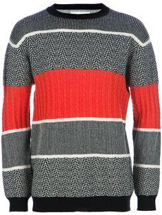 Henrik Vibskov // Men's knit sweater