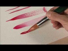 Lezione di pittura ACQUERELLO - YouTube