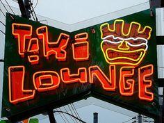 Tiki Décor, Vintage Tiki, Tiki Bar, Tiki Lounge, Tiki Mug! Vintage Neon Signs, Vintage Tiki, Tiki Art, Tiki Tiki, Tiki Hawaii, Retro Signage, Tiki Decor, Tiki Lounge, Neon Nights