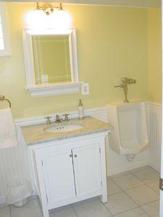 Bathroom Urinal hot or not? boys bathroom with urinal   boys, house and bath