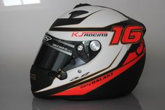 Racing Helmets Garage: Arai GP-6 G.Galant 2012 by BS Designs