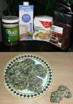 Ein Rezept für Veganer. Meine vegane Backkunst - Müsli Kekse oder so ähnlich Ich zähle mich jetzt nicht zu den Veganern, aber wegen meiner Arthrose (Gelenkverschleiß) und Arthritis (Gelenkentzündun...