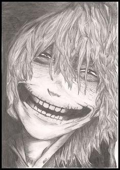 Tomura Shigaraki   #Villain Tomura Shigaraki, Anime Sketch, Boku No Hero Academia, Joker, Fictional Characters, Art, Art Background, Jokers, Kunst
