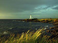 Turnberry Lighthouse (Ayrshire Coast)  Turnberry, UK