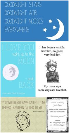 Free Printable Children's Book Quotes - Top 10 Posts of 2013