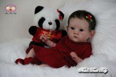 ** Helen's Dream Baby ** Reborn Bebé niñas Pixie por Bonnie Brown, sold out Edition!