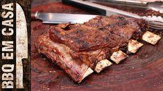 RECEITA DE COSTELA FOGO DE CHÃO - A MODA GAÚCHA (Beef Ribs / ビーフリブ)