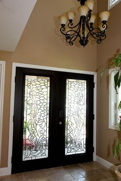 create your dream home with the help of www. House Doors, Elegant Homes, Autumn Home, First Home, Home Reno, My Dream Home, Home Projects, Home And Living, Home Remodeling