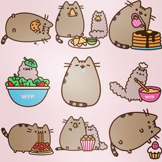1000+ images about Pusheen and Stormy on Pinterest | Bacon, My ...