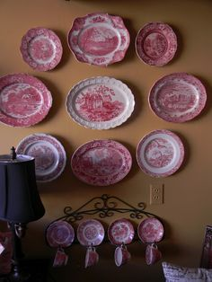CN - I have been looking at plates and am overwhelmed.  What if we?  I? went monochromatic?  I like this!  -SB